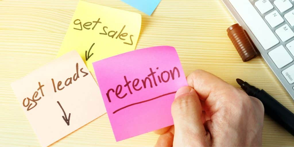 Insurance broker agency client retention