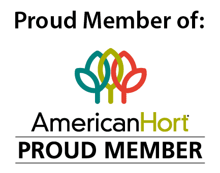 GrowPro is a proud member of the AmericanHort Association