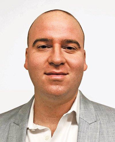 John Bertoli, Senior Vice President of Marketing