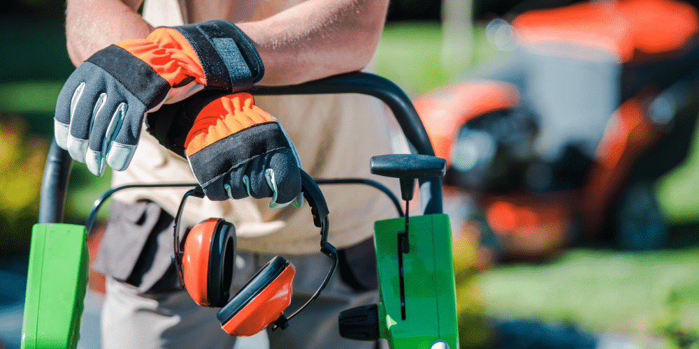 Landscaping equipment theft is a risk for any business owner
