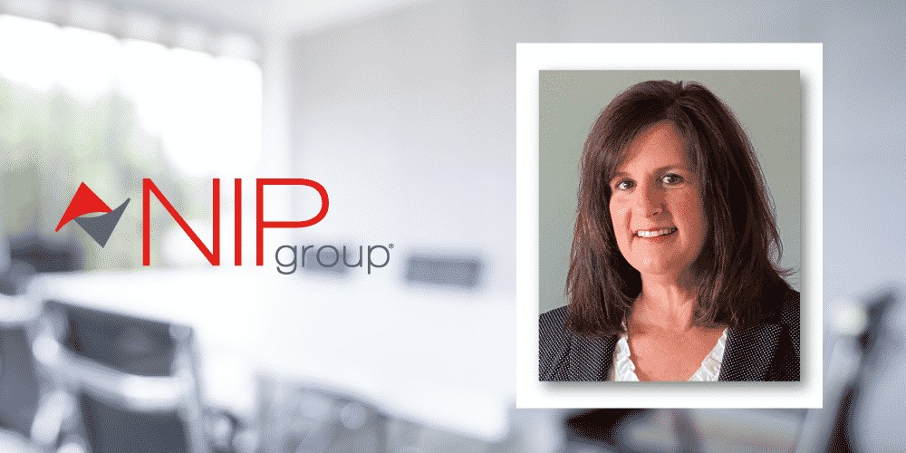 NIP Group hires Maria Hurley as Senior Vice President of People