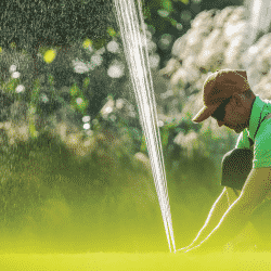 Sprinkler & irrigation contractor