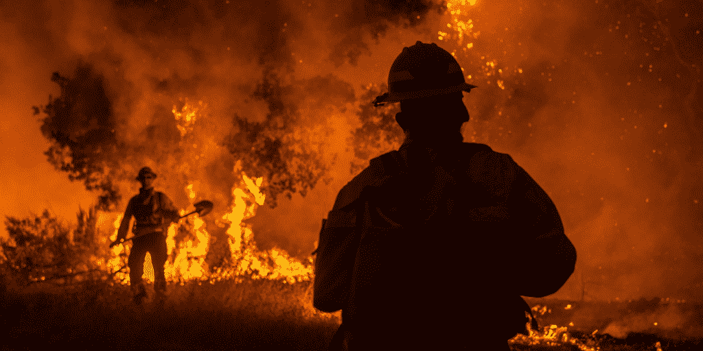 Excess liability can provide coverage when wildfires occur