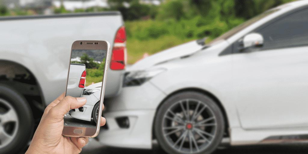 Arborist commercial auto insurance accident