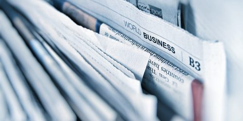 Insurance brokers keep up with current trends around the world by gathering news from reliable sources.