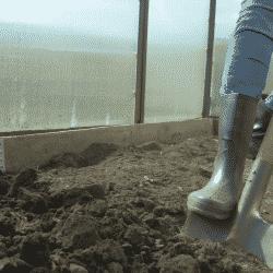 Greenhouse footwear
