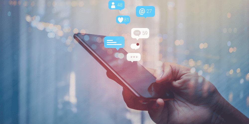 Insurance social media efforts